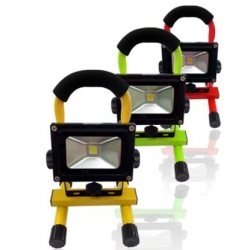 LED Rechargeable Work/Flood Light 10 Watts