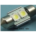 Festoon.  High Power LED 31mm
