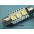 Festoon.  High Power LED 36mm