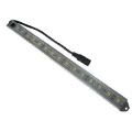 LED ALUMINIUM STRIP LIGHT 520MM. 6.5 WATTS WITH SWITCH