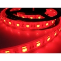 RED LED FLEXIBLE STRIP LIGHT 1 METRE: 13 WATTS PER METRE