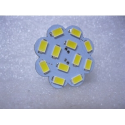 SUPER BRIGHT G4 BACK PINS 12 X 5630SMD