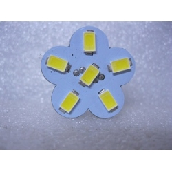 SUPER BRIGHT G4 BACK PINS 6 X 5630SMD