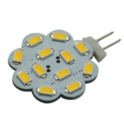 SUPER BRIGHT G4 SIDE PINS 12 X 5630SMD