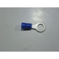 BLUE RING TERMINAL 6MM  X 10 PCS