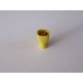 YELLOW FEMALE SPADE FULLY INSULATED 100PCS