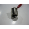 BA-15D ADAPTER MALE PLUG 12 VOLT
