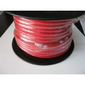 3 B&S SINGLE CORE TINNED CABLE    RED   30 METRE ROLL