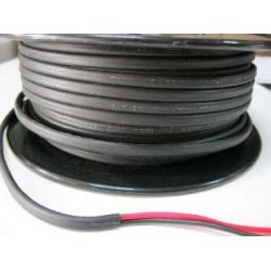 3MM TWIN CORE TINNED CABLE    PER METRE