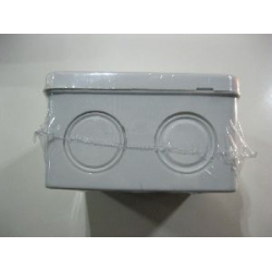 JUNCTION BOX  85MM X 85MM X 50MM