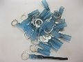 8MM BLUE RING TERMINAL HS 25PCS