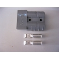 50 AMP ANDERSON TYPE PLUG  WITH CONTACTS