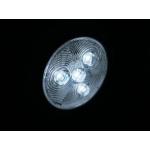 LED DOME LIGHT METAL HOUSING 75MM DIAMETER