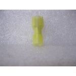 NYLON YELLOW FEMALE SPADE TERMINAL 25 PCS