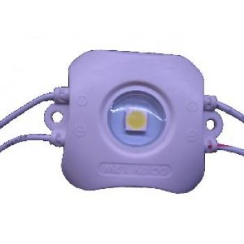 AMAZING LED LIGHT MODULE 1.2 WATT 1 SINGLE SMD LED X 4 PCS (4 X 1.2W MODULES)