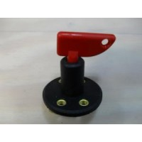 BATTERY ISOLATION SWITCH WITH RED KEY