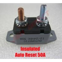 50 AMP AUTO RESET CIRCUIT BREAKER