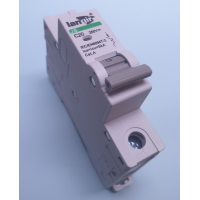 DIN RAIL LOW VOLTAGE DC CIRCUIT BREAKER 20 AMP