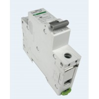 DIN RAIL LOW VOLTAGE DC CIRCUIT BREAKER 50 AMP