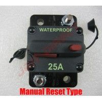 25 AMP CIRCUIT BREAKER WATERPROOF