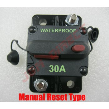30 AMP CIRCUIT BREAKER WATERPROOF
