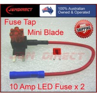 FUSE TAP ADD A CIRCUIT MINI BLADE FUSE