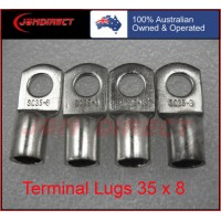 35 SQMM X 8MM RING CABLE LUG