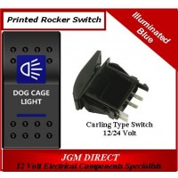 'DOG CAGE LIGHT' SWITCH