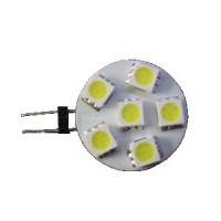 G4 LED Replacement 1.2 Watts Side Pins