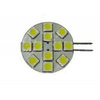 G4 LED Replacement  2.4 Watts Side Pins