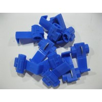BLUE QUICK CONNECT JOINERS X 25 PCS