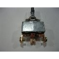 HEAVY DUTY MASTER SWITCH - 50 AMP ON / OFF / ON TOGGLE SWITCH