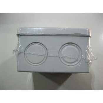 JUNCTION BOX  85MM X 85MM X 50MM