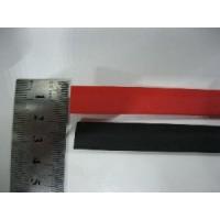 10MM  HEAT  SHRINK   1 METRE BLACK + 1 METRE RED