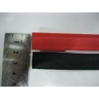 14MM HEAT SHRINK  --- 1 METRE BLACK + 1 METRE RED