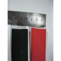 18MM HEAT SHRINK ---  1 METER BLACK + 1 METER RED