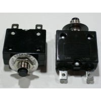 50 AMP PANEL MOUNT CIRCUIT BREAKER