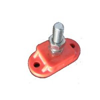 TERMINAL POST RED 6MM