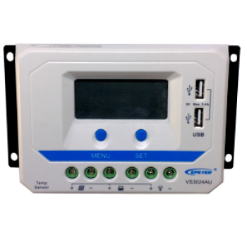 30 Amp AU Series EPEVER Solar Controller