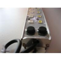 LED YELLOW-WHITE COMBO STRIP LIGHT 1020MM